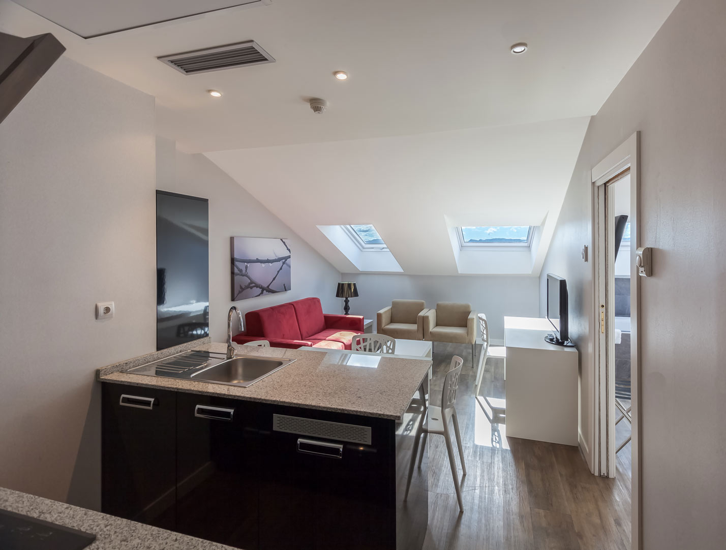 suite apartamento deluxe5